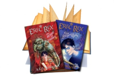 Erec Rex Books by Kaza Kingsley