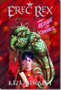 Erec Rex: The Monsters of Otherness Cover