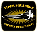 Viper Squadron Caprica Detachment @ SplitReason.com