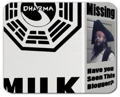 Picture on Dharma Milk Carton